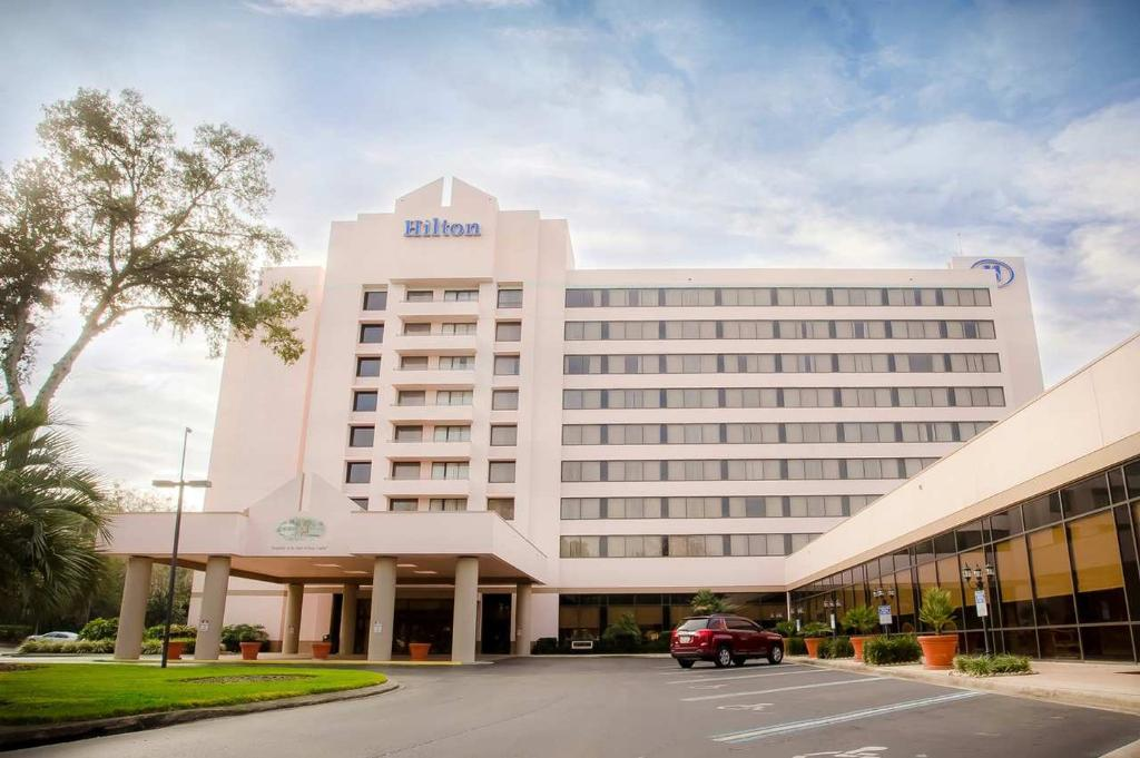 希尔顿奥卡拉酒店