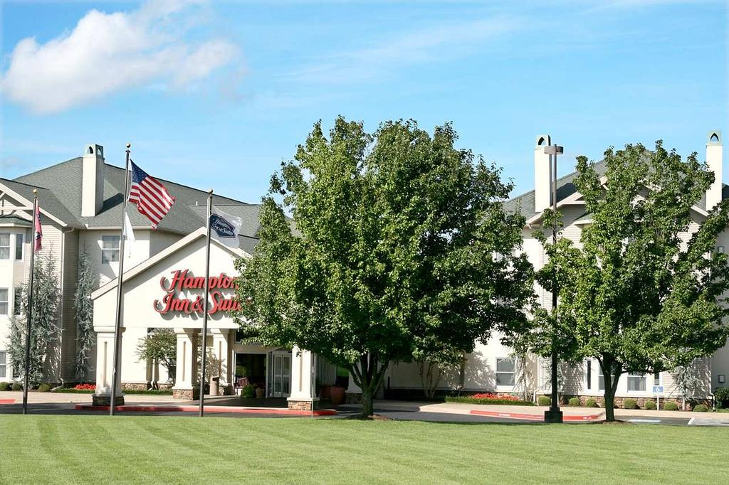 Hampton Inn and Suites Springdale