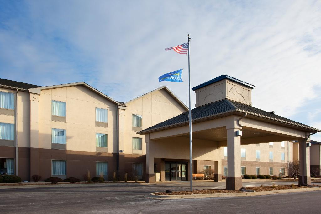 ‪Holiday Inn Express Bourbonnais (Kankakee / Bradley)‬