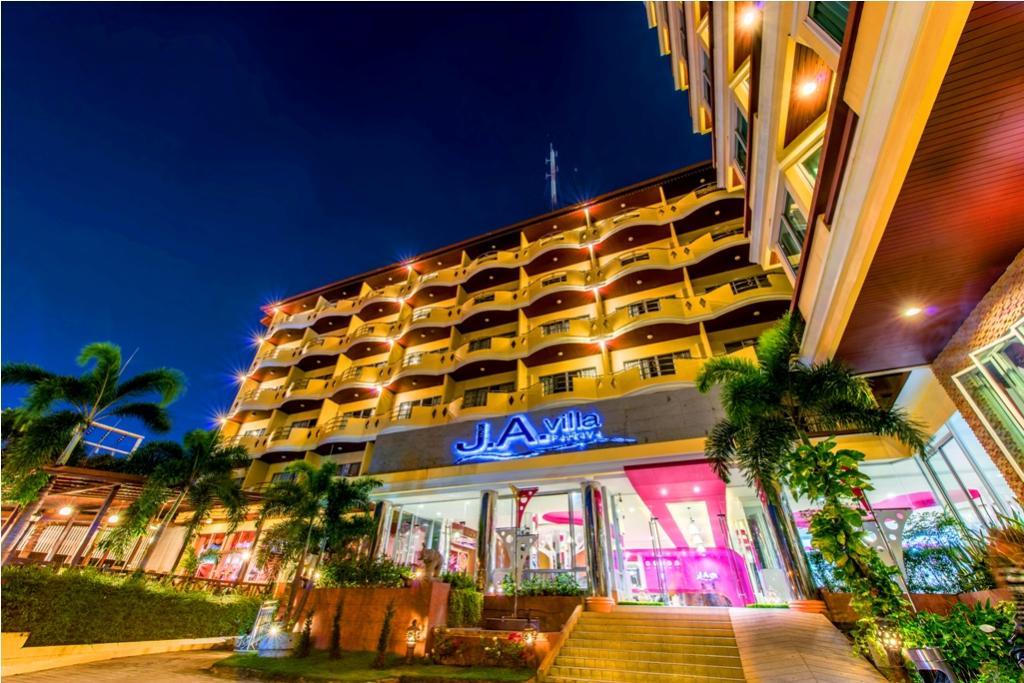 J. A. Villa Pattaya