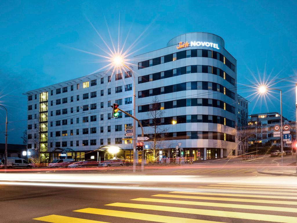 Novotel Suites Geneve