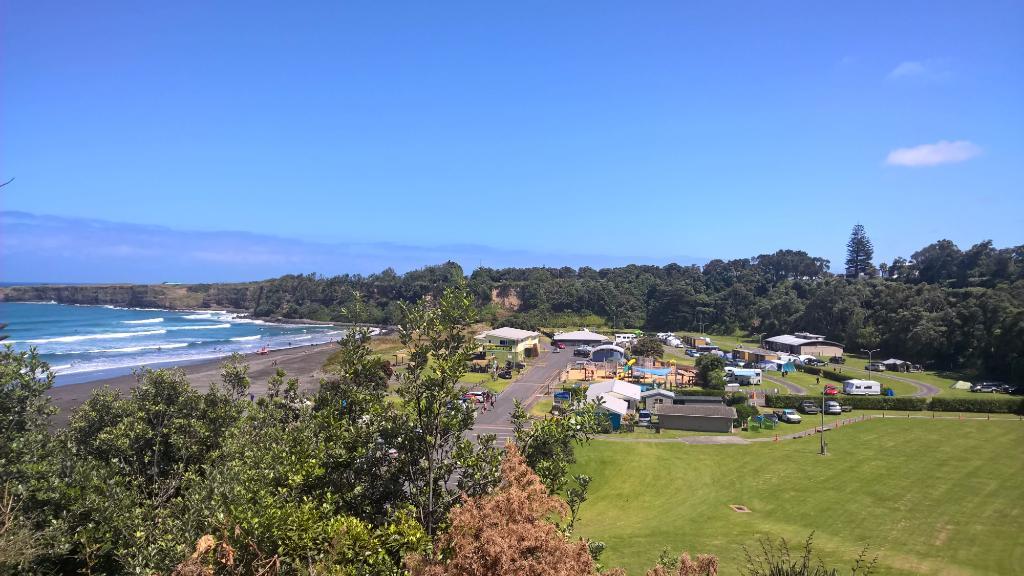 Opunake Beach Holiday Park
