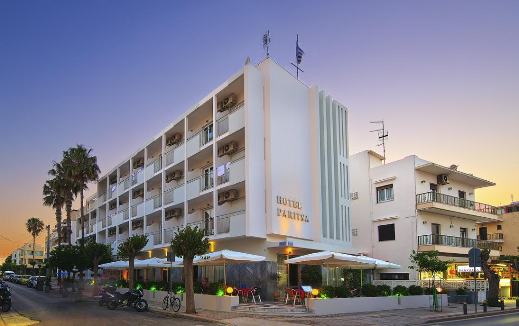 Παριτσα Ξενοδοχείο