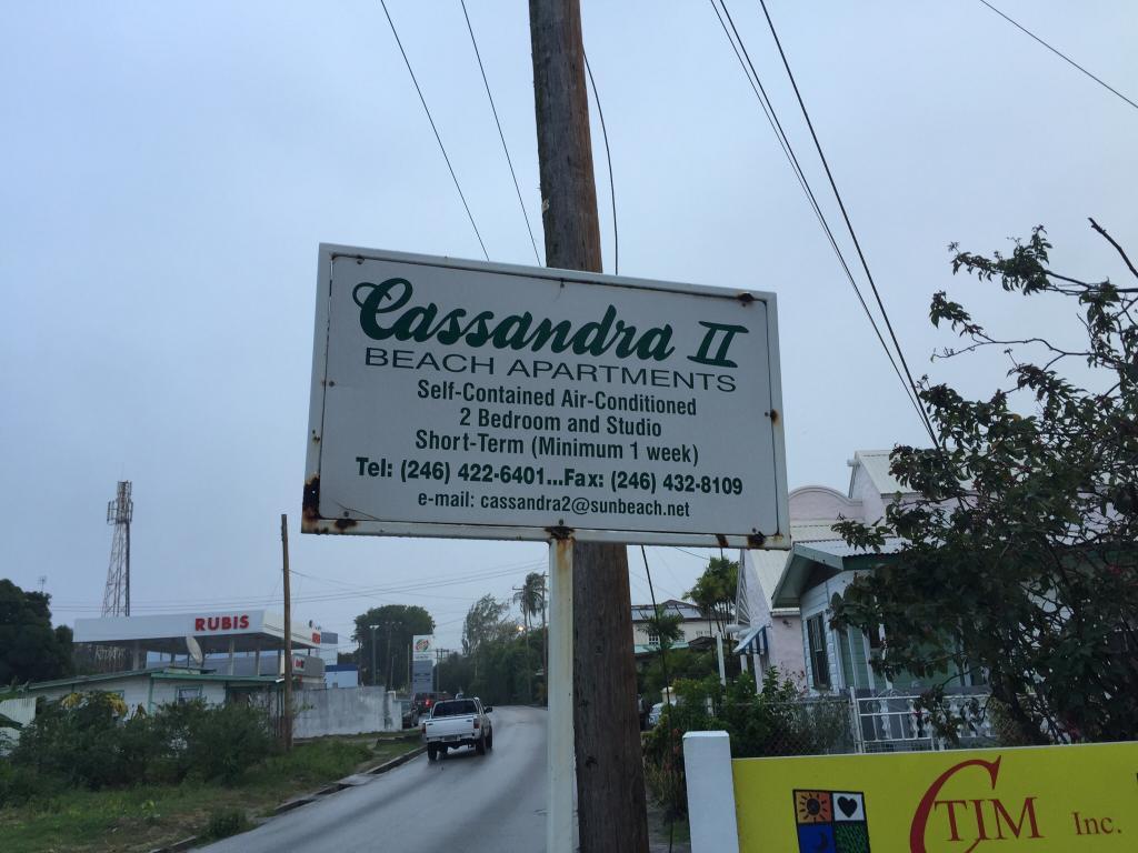 Cassandra 2 Beach Apartments