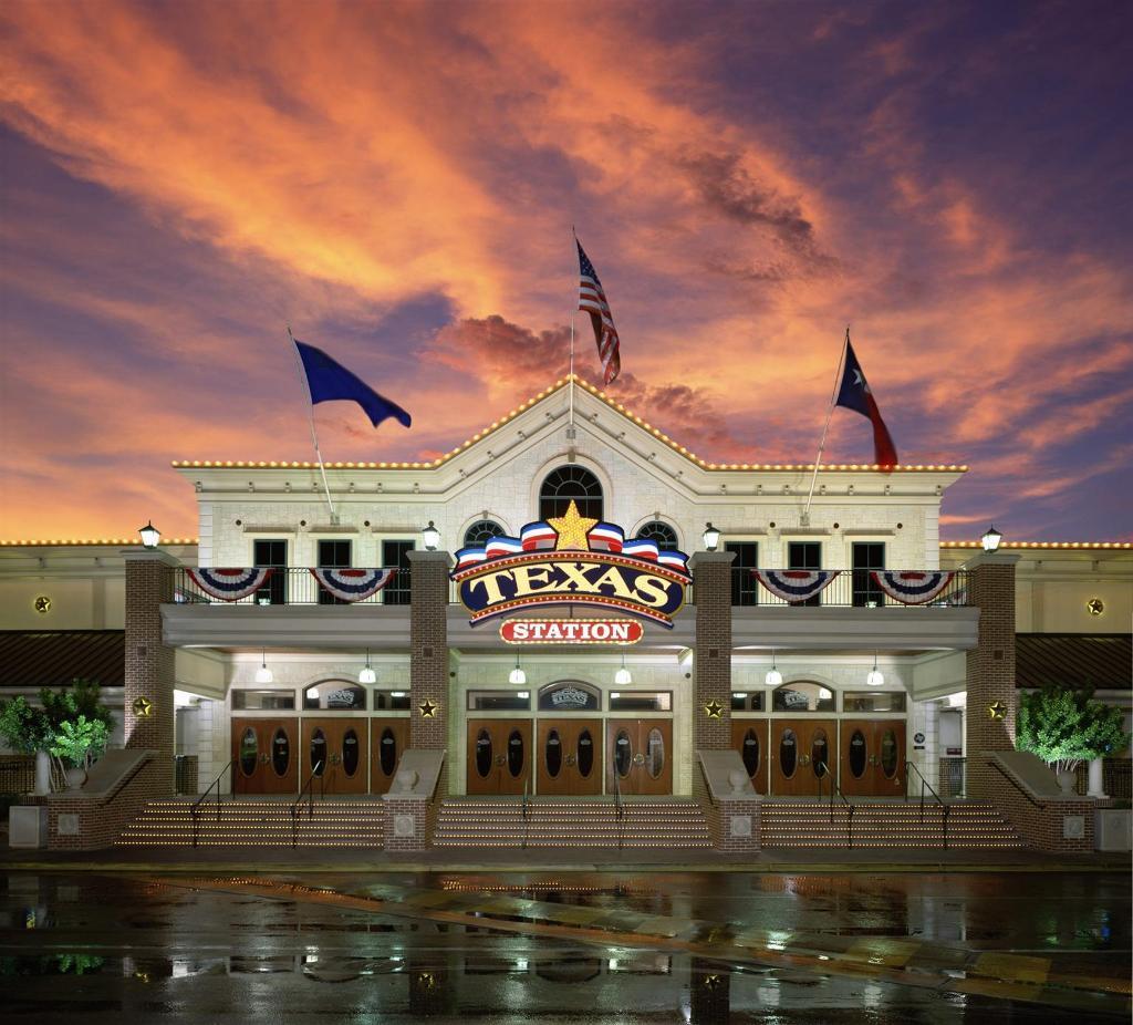 德克薩斯驛站賭場酒店