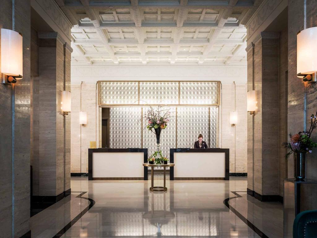 索菲特酒店