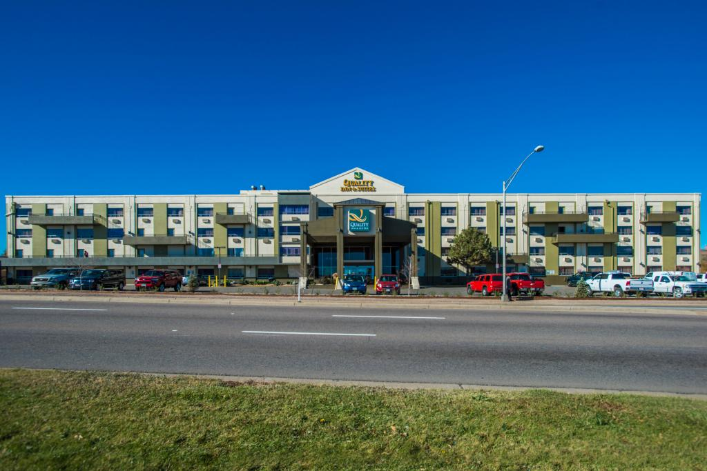 ‪Quality Inn and Suites Denver Stapleton‬