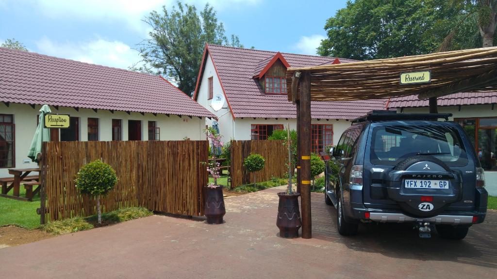 非洲之旅旅館
