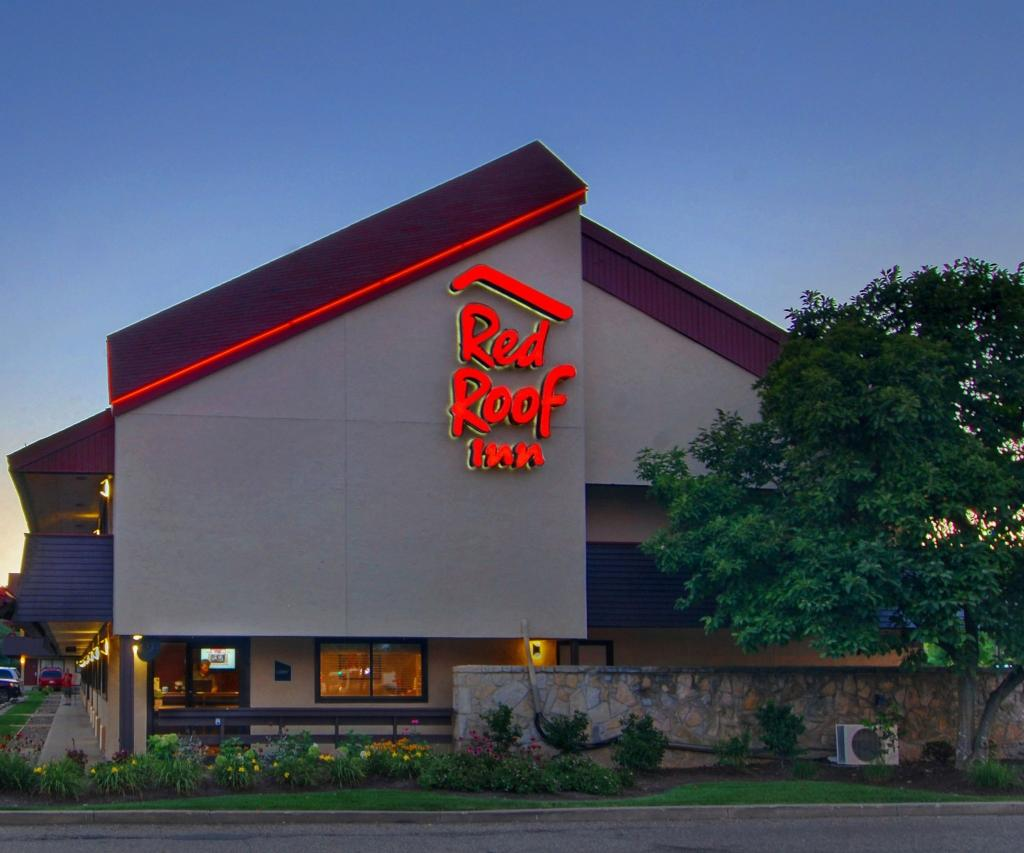 坎頓紅屋頂飯店