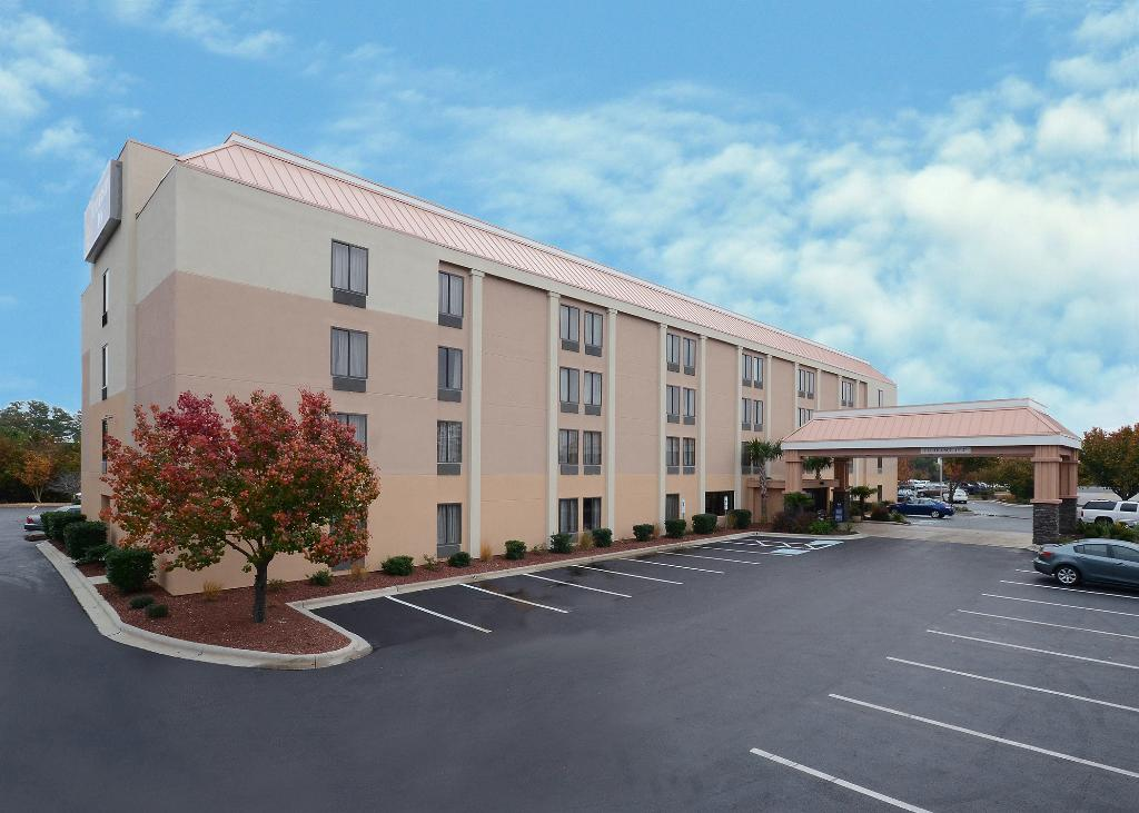 BEST WESTERN PLUS Wilmington/Wrightsville Beach