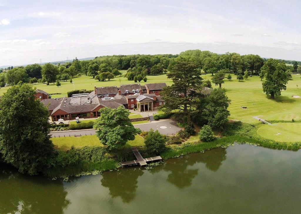 Patshull Park Hotel Golf & Country Club