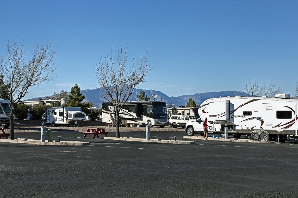 Cochise Terrace RV Resort