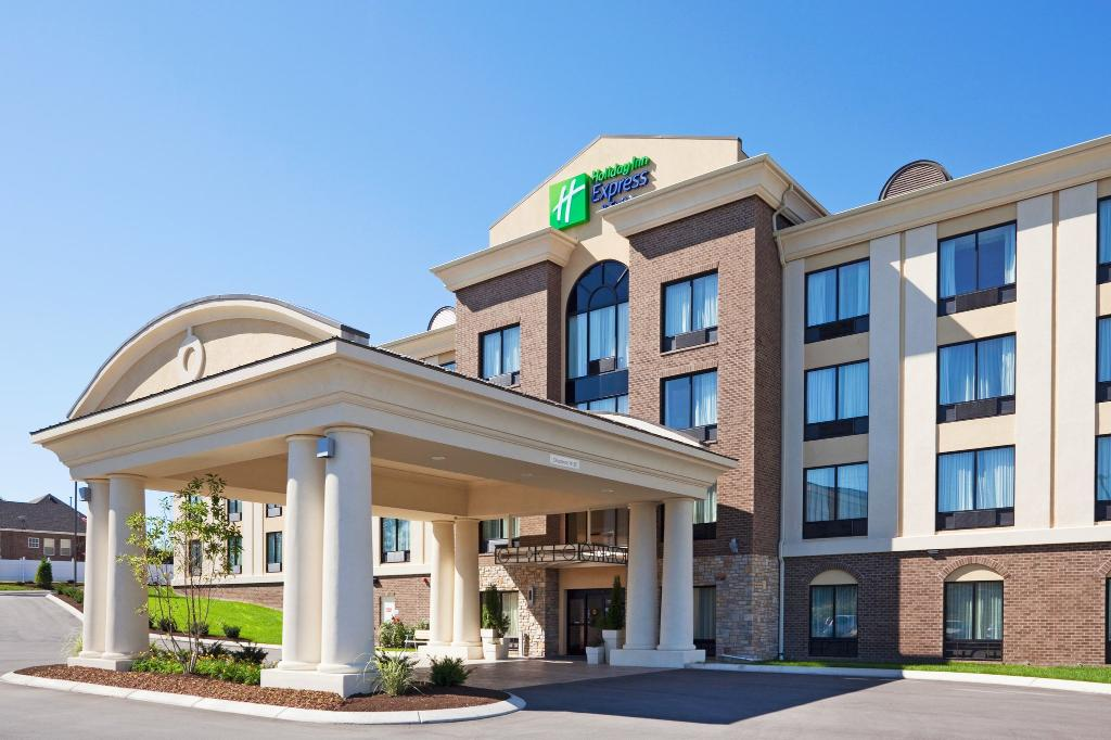 ‪Holiday Inn Express Hotel & Suites Smyrna-Nashville Area‬