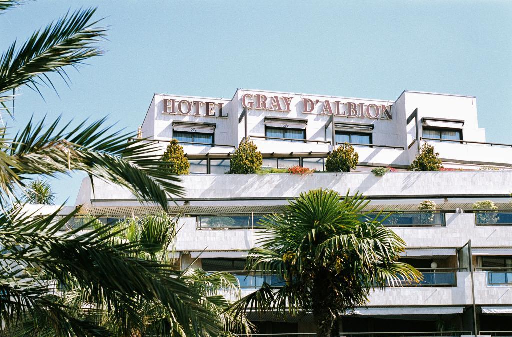 Hôtel Barrière Le Gray d'Albion