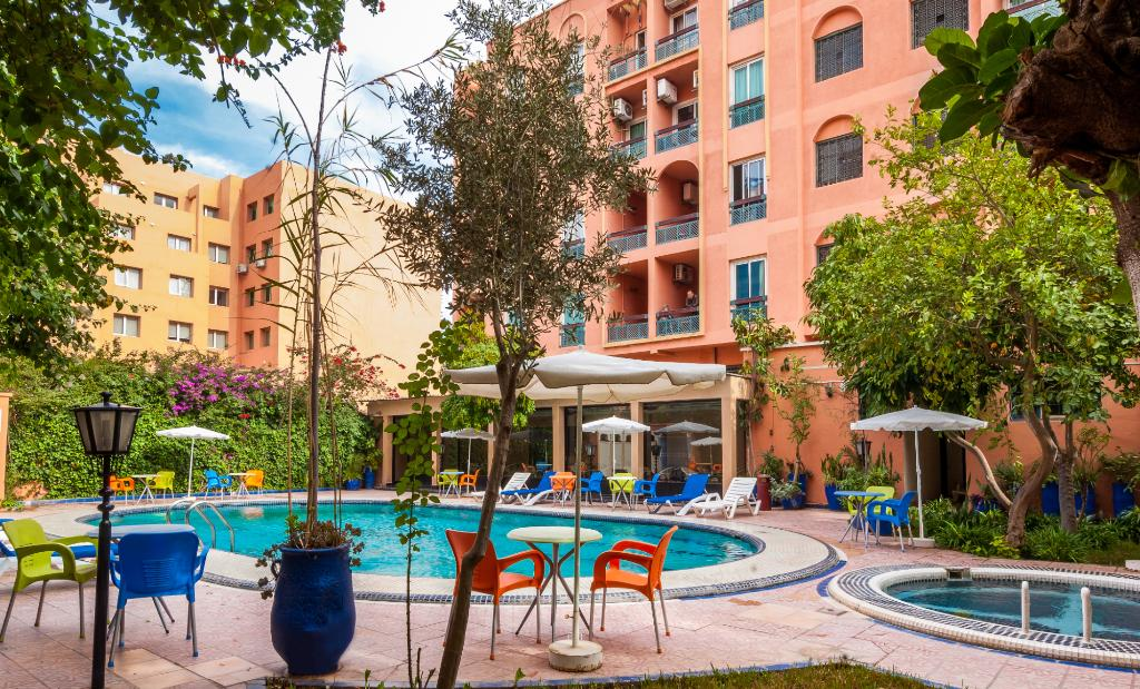 Hotel ZAHIA Marrakech