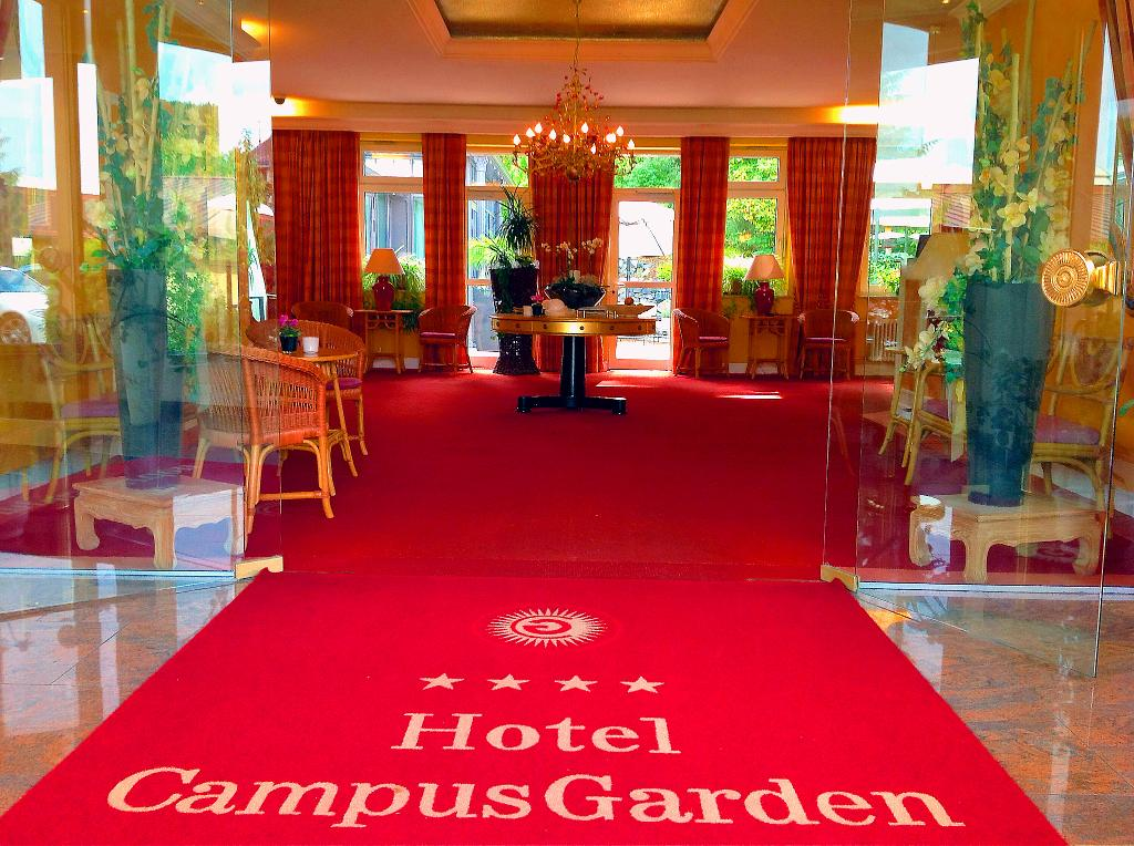 ‪Campus Garden Businesshotel‬