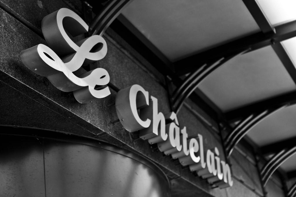Le Chatelain Hotel