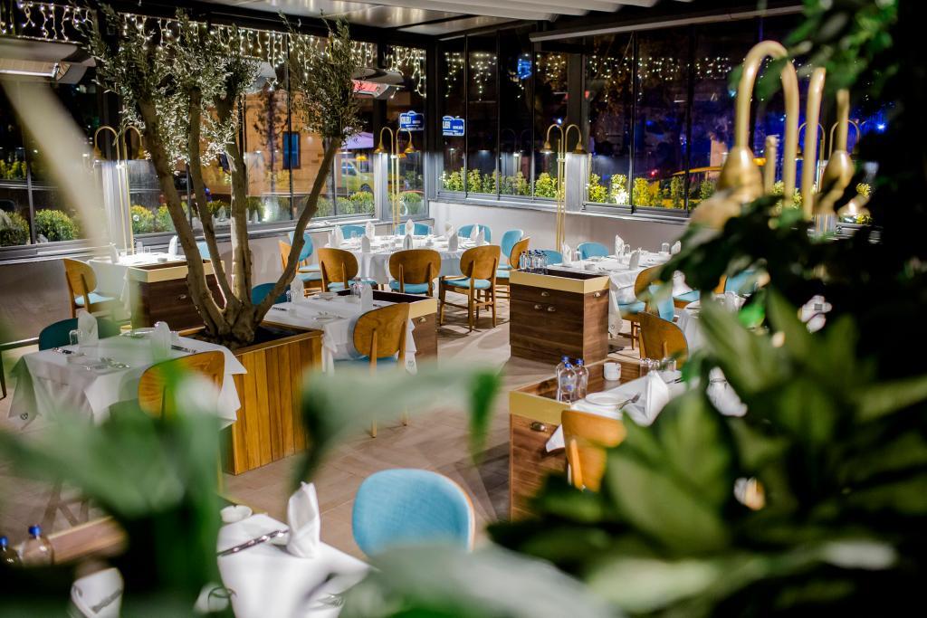 Ankara'da Romantik Akşam Yemeği Mekanları