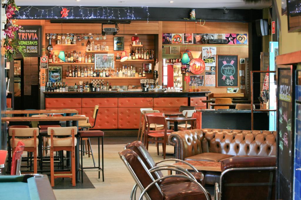 Darlo Bar Darlinghurst