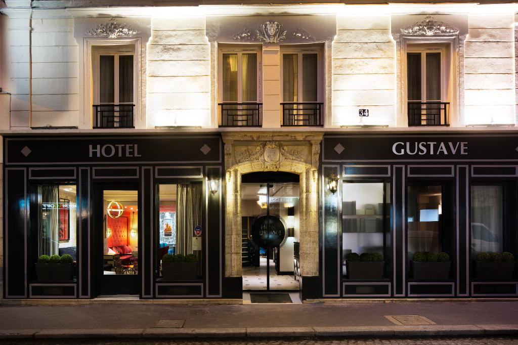 Hotel Gustave