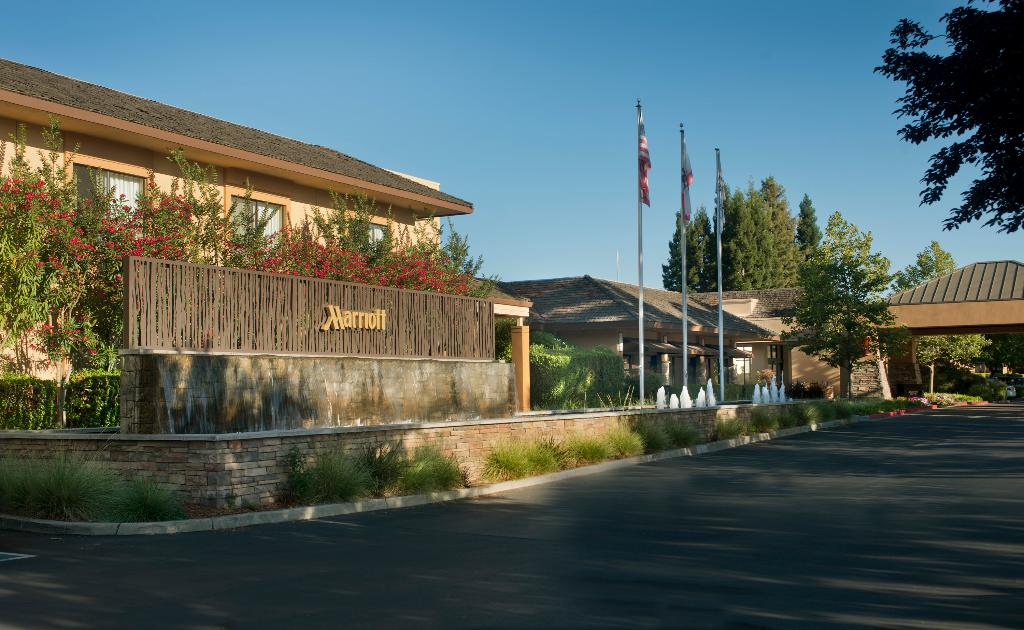 ‪Napa Valley Marriott Hotel & Spa‬