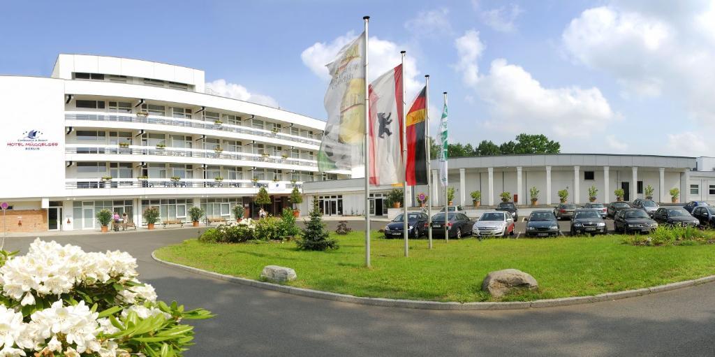 ホテル ミュッゲルジー ベルリン