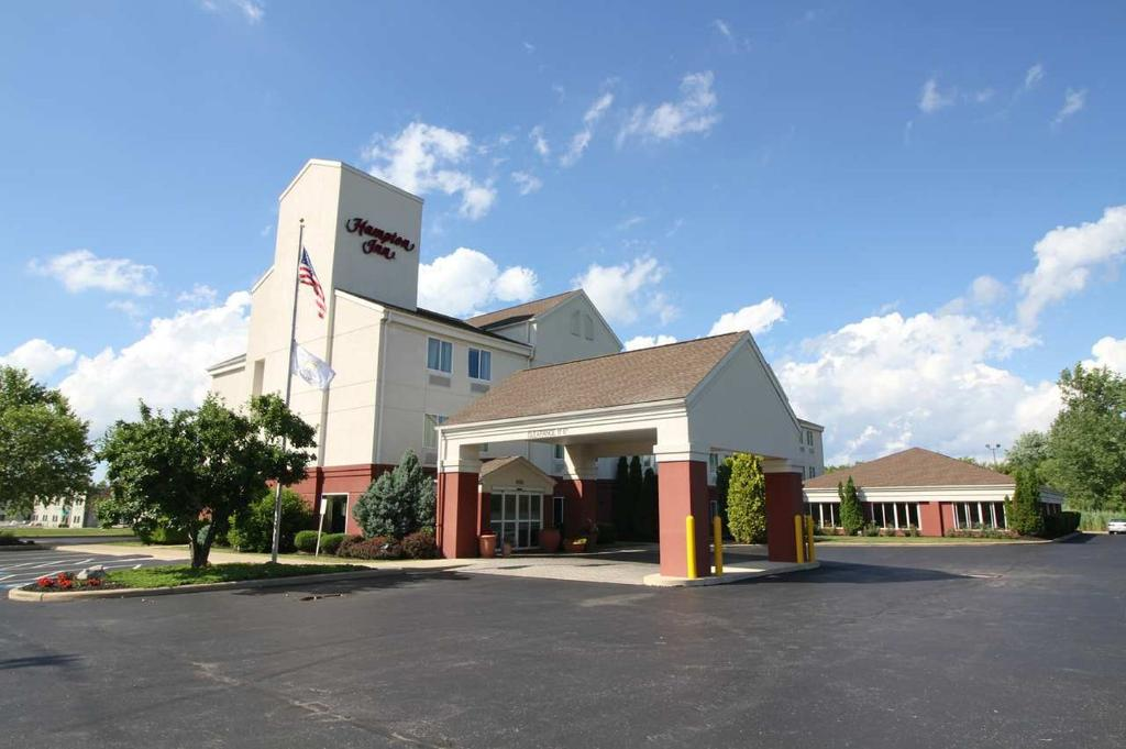 Hampton Inn Sandusky-Central