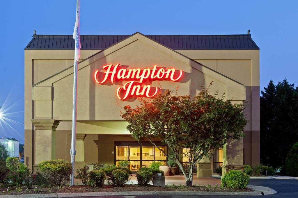 Hampton Inn Chattanooga Hixson