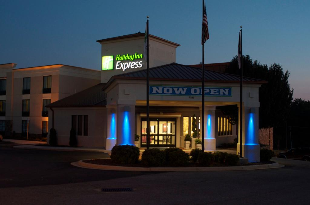 ‪Holiday Inn Express Hickory - Hickory Mart‬