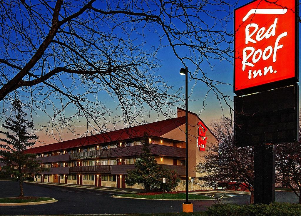 Red Roof Inn Chicago Hoffman Estates