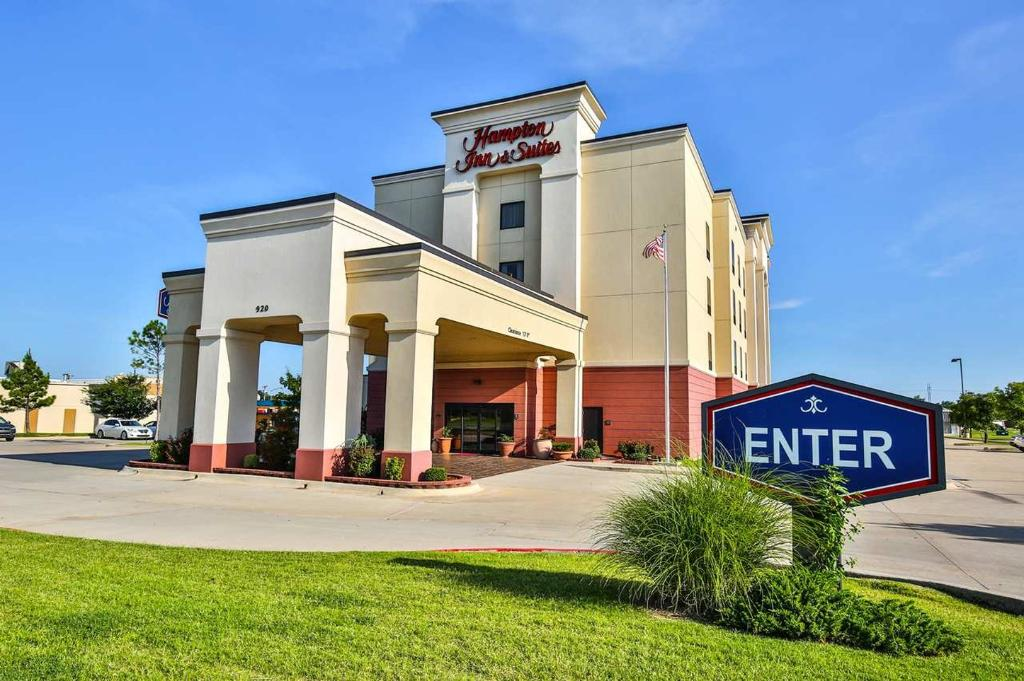 Hampton Inn & Suites Oklahoma City-South