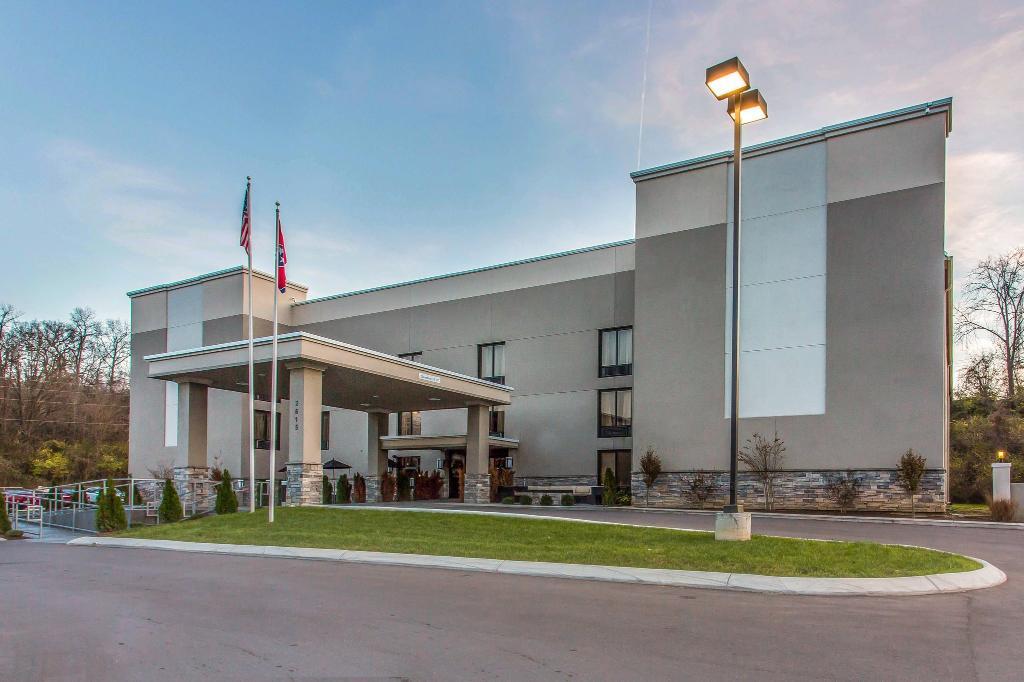 納什維爾機場品質套房飯店