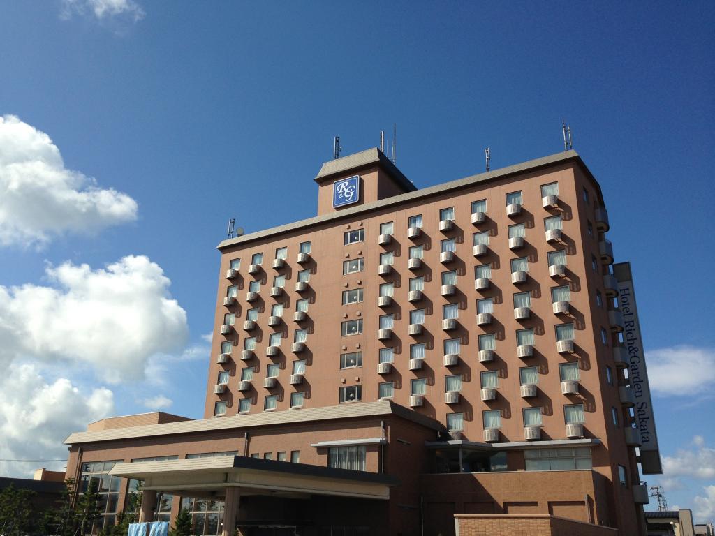 Hotel Rich & Garden Sakata