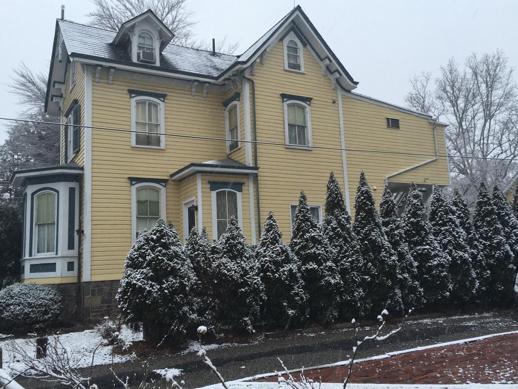 Aaron Burr House