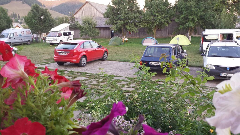 Pensiunea & Camping Cristiana