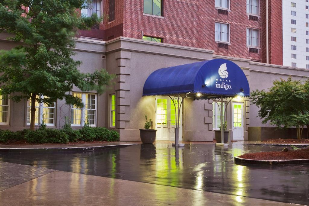 亚特兰大市中心靛蓝酒店