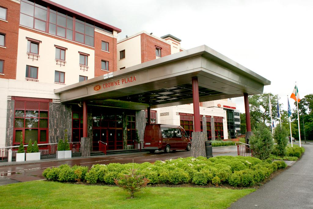 ‪Crowne Plaza Hotel Dublin Airport‬