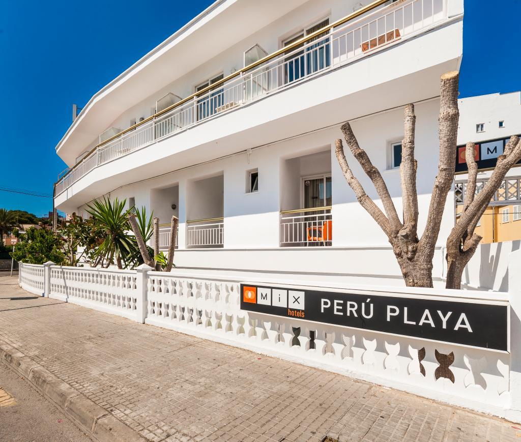 ホテル ミックス ペルー プラヤ
