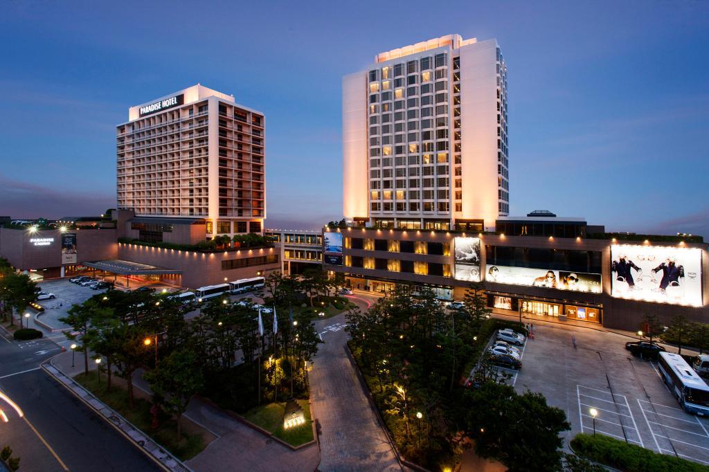 パラダイス ホテル 釜山