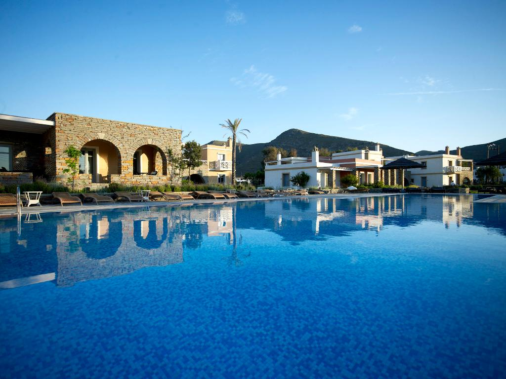 The Porto Kea Suites Hotel