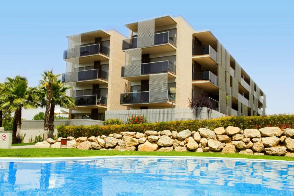 Apartamentos Paradis Village