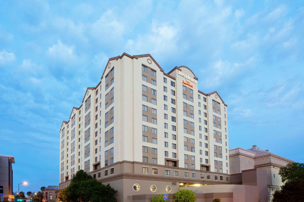 聖安東尼奧市區/阿拉莫廣場萬麗酒店