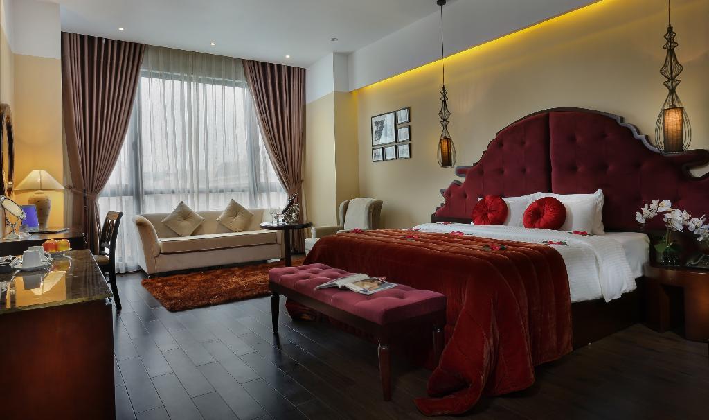 Khách sạn & Spa Hà Nội Marvellous
