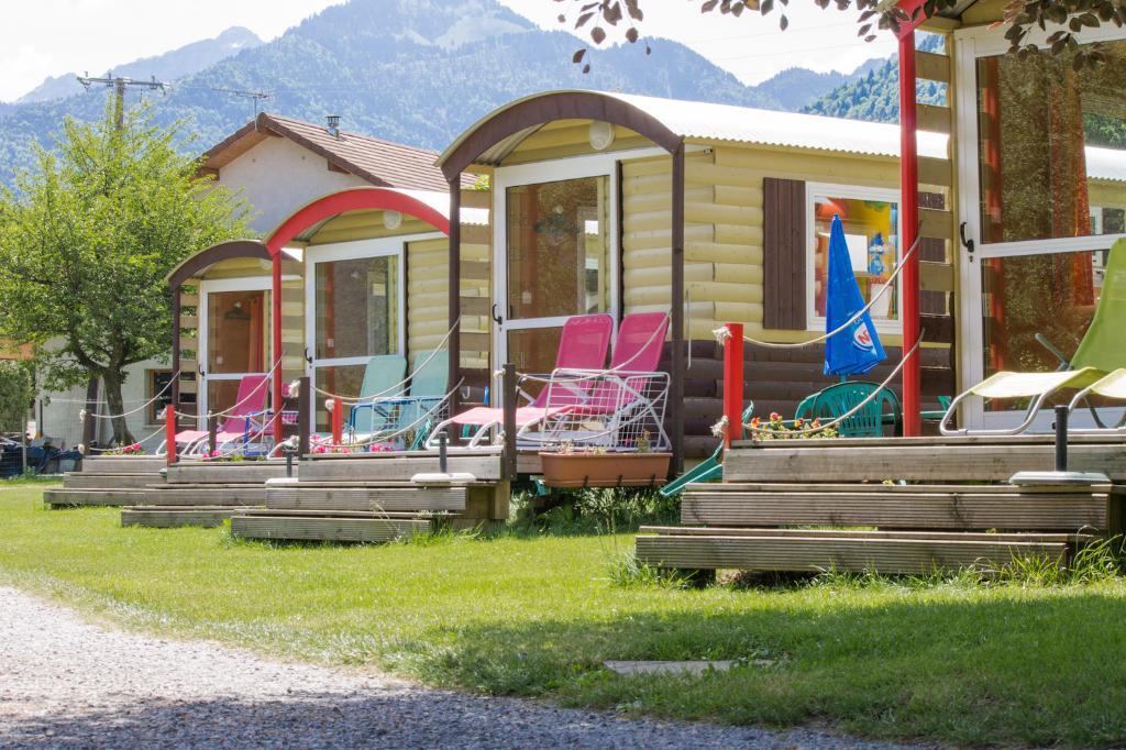 Camping Le Verger Fleuri