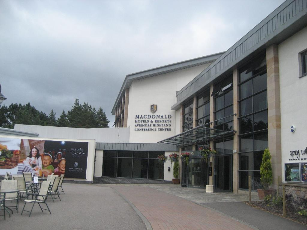 Highlands Hotel at Macdonald Aviemore Resort