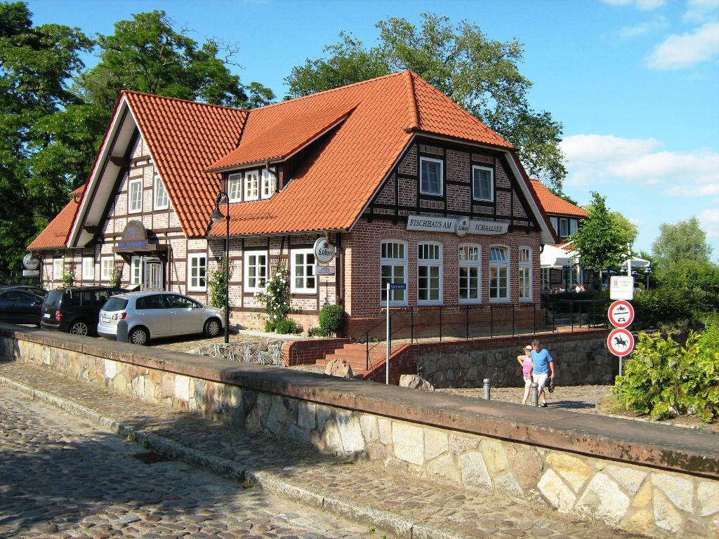 Fischhaus Hotel am Schaalesee
