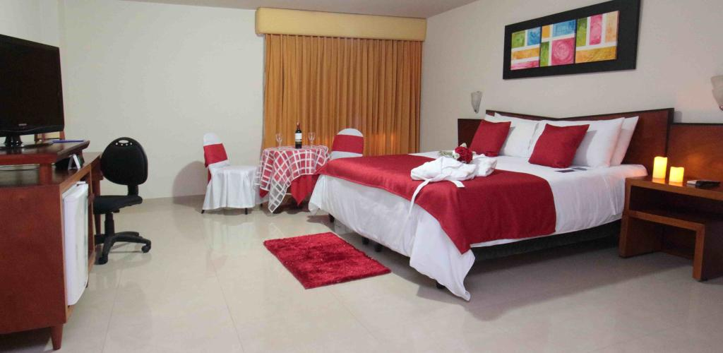 Howard Johnson Hotel Versalles Barranquilla