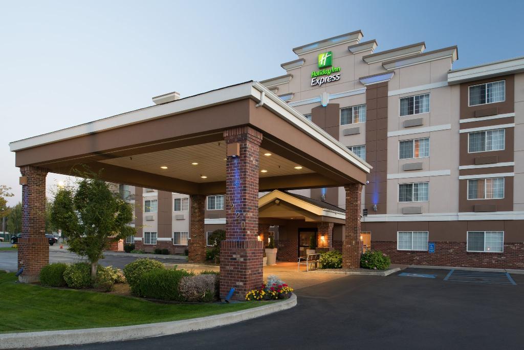 ホリデー イン エクスプレス スポーケーン バレー ホテル