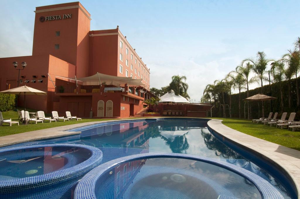 庫埃納瓦卡嘉年華飯店