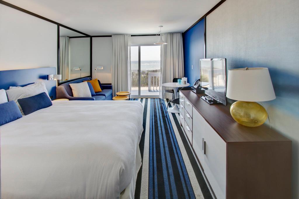 몬턱 블루 호텔